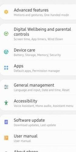 Reinstall Google Play Store