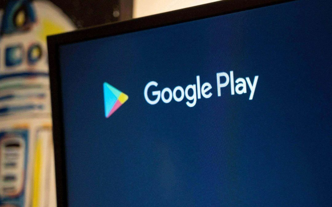 Google Play Store for Android TV