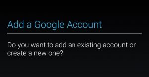 Sign in to Google Account to use Play Store on BlackBerry